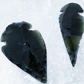 Black Obsidian Arrowhead -New Earth Gifta