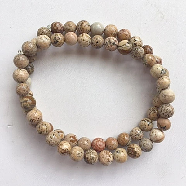 picture jasper bracelet - new earth gifts