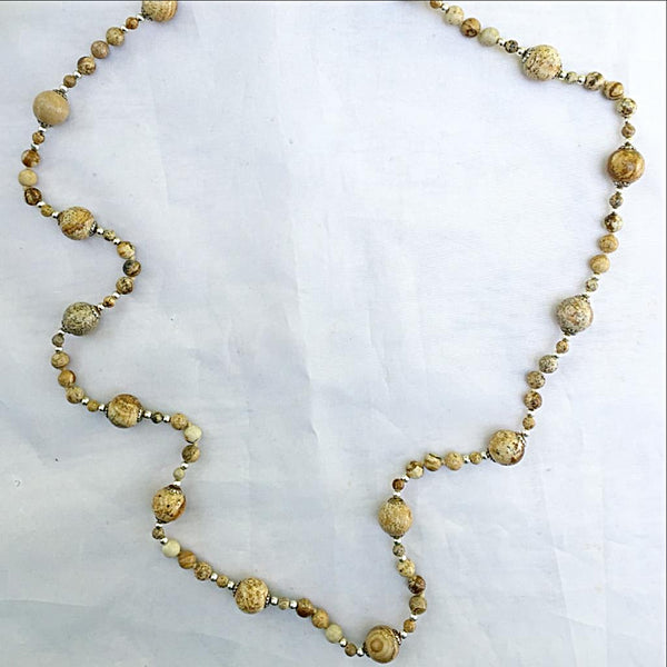 Picture Jasper Necklace - New Earth Gifts