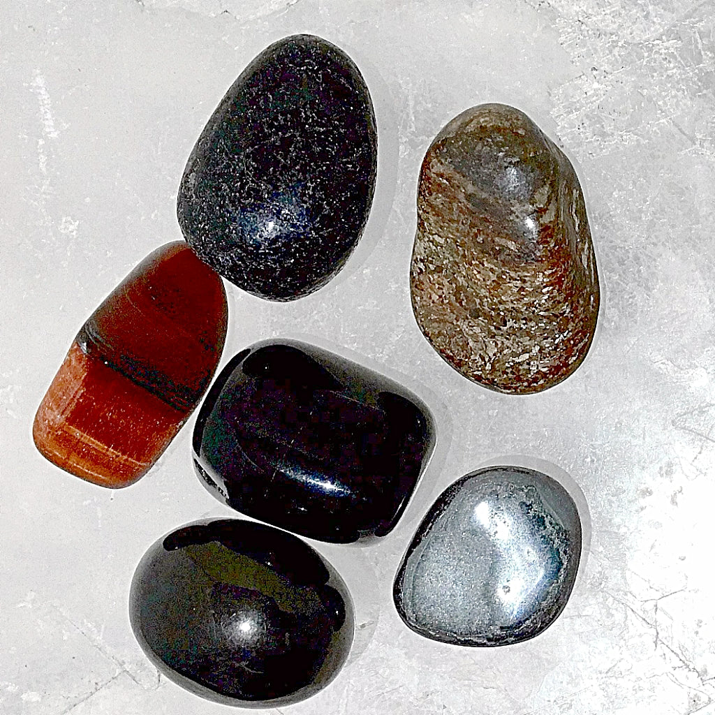 Gemstone Polished Sets For Their Grounding and Protection Energies | New  Earth Gifts