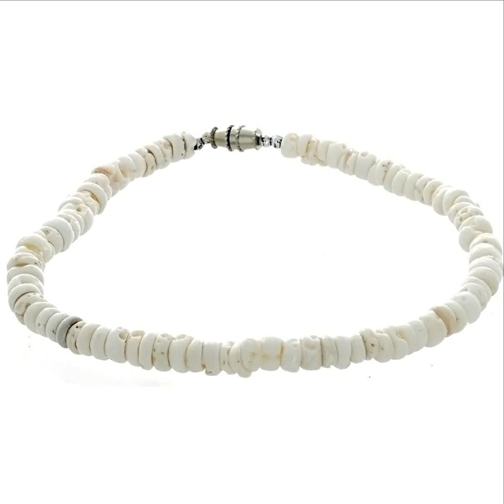 Puka Shell Anklet | New Earth Gifts