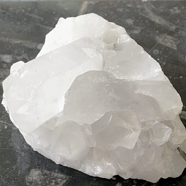 Clear Quartz Crystal Cluster For Harmony in the Home | New Earth Gifts