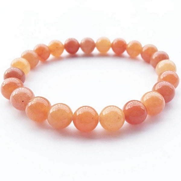 Red Aventurine Power Bracelet - New Earth Gifts