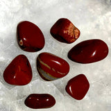 Red Jasper 1 pc Tumbled Stone - New Earth Gifts