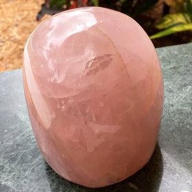 Rose Quartz Free Form Specimen