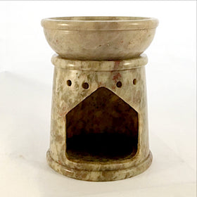 Stone Oil Burner - New Earth Gifts