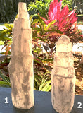 Selenite Towers - Selenite Skyscrapers 2 sizes | New Earth Gifts