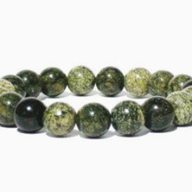 Serpentine Power Bracelet for Transformation - New Earth Gifts