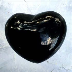 Shungite Pocket Heart - New Earth Gifts