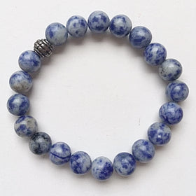 sodalite bracelet - new earth gifts