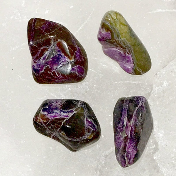 Stichtite Tumbled Stone - New Earth Gifts