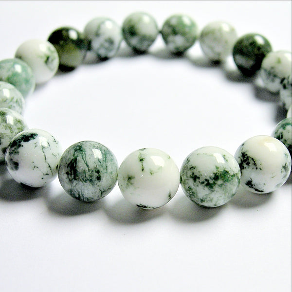 Tree Agate Power Bracelet - New Earth Gifts