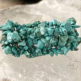gemstone chip bracelet - new earth gifts