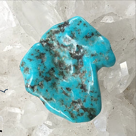 Blue Turquoise Cabochons from Nevada - New Earth Gifts
