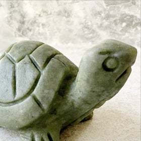 Jade Baby Turtles Protection Symbol _ New Earth Gifts