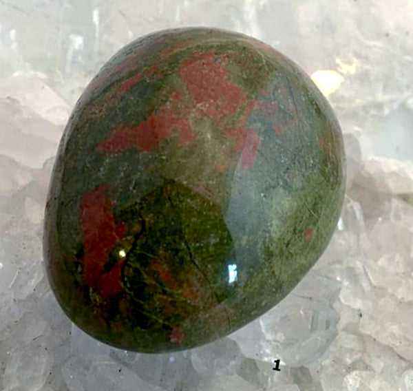 Unakite Stone Massage For Healing For Sale New Earth Gifts