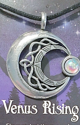 Celestial Pendant-Venus Rising | New Earth Gifts