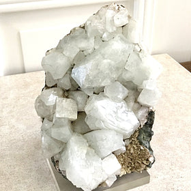 Zeolite Chabazite Natural Cluster Crystal | New Earth Gifts