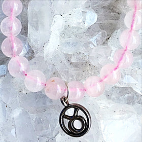 Taurus Zodiac Charm Bracelet | New Earth Gifts