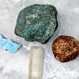 Feminine Energy 4 pc Natural Gemstone Set - Healing Stones - New Earth Gifts
