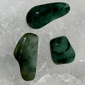 Burma Jade Pocket Stones - New Earth Gifts