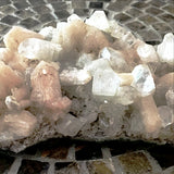 Zeolite Specimens Your Choice of Stilbite Specimens with Heulandite or Apophyllite - New Earth Gifts and Beads