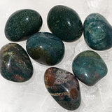 Bloodstone Tumbled Stone 1 Pc - New Earth Gifts and Beads