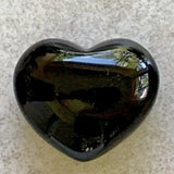 Obsidian Heart - New Earth Gifts and Beads