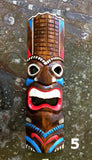Wood Tiki Mask - New Earth Gifts and Beads