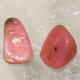 Pink Opal 1 pc Tumbled Stone - New Earth Gifts and Beads