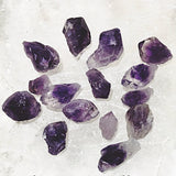 Amethyst Mini Polish Points for Craft & Jewelry Supply - New Earth Gifts
