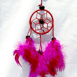 Dream Catchers Colorful Mini 4 Pc Set | New Earth Gifts