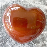 Carnelian Heart - New Earth Gifts and Beads