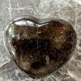Smoky Quartz Heart - New Earth Gifts and Beads