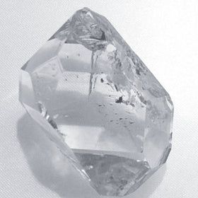 Natural Clear Herkimer Diamond - Double Terminated Specimen - New Earth Gifts and Beads