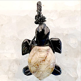 Sea Turtle Pendant - New Earth Gifts and Beads