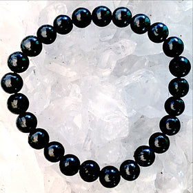 Shungite Beaded Bracelet - New Earth Gifts and Beads