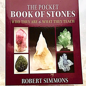 Simmons Pocket Book Of Stones - New Earth Gifts and Beads