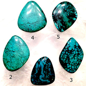 Turquoise Cabochons - New Earth Gifts and Beads