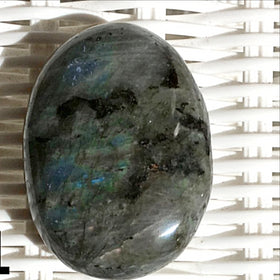 Labradorite Palm and Massage Stones - New Earth Gifts and Beads