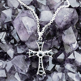 Byzantine Cross Necklace - New Earth Gifts and Beads