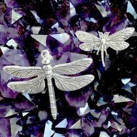 Dragonfly Pendants - New Earth Gifts and Beads