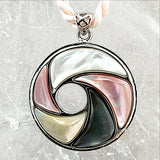 Mother of Pearl Pendants in Several Colorful Styles | New Earth Gifts