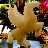 Stone Winged Stallion | New Earth Gifts