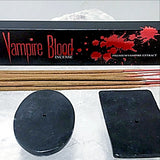 Incense and Holder Gift Set - Vampire Blood - New Earth Gifts and Beads