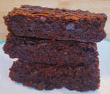 Soft & Gooey Double Chocolate Brownie Mix in a Bag - Auntie Mo's