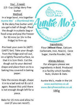 Shortbread Mix - Standard bag - Auntie Mo's