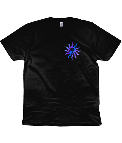 """Find the Light"" Gradient Logo Tee"