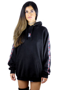 'Evolve' Black Logo Hoodie **Limited Edition**