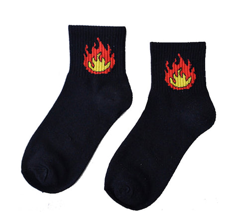 Fireball socks